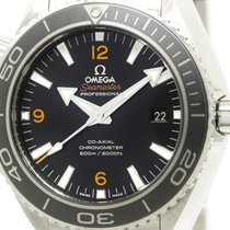 Omega Polished Omega Seamaster Planet Ocean 600m Watch...