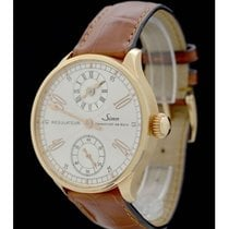 Sinn Regulateur Ref.: 6100 - Box/Papiere - Rosegold - Ungetrag...