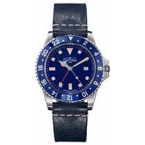 Davosa Vintage Diver GMT Herrenuhr 162.500.45