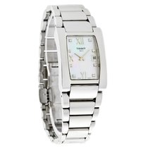 Tissot Generosi-T Ladies Diamond Swiss Quartz Watch T007.309.1...