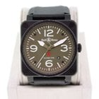 Bell & Ross BR03-92-S-09333 Army Green Dial