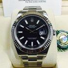 勞力士 (Rolex) Datejust II Black Index Dial White Gold Bezel 41mm...