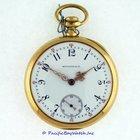 Patek Philippe & Co. Gold Pocket Watch For Spaulding &...