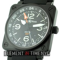 Bell & Ross Aviation GMT Ref. BR01-93
