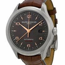 Baume & Mercier Clifton Automatic Black - 10111
