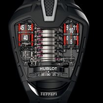 "Hublot Masterpiece MP-05 ""LaFerrari"""
