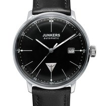 Junkers Bauhaus 6050-2 Herrenuhr