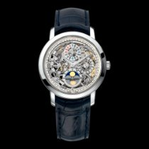 Vacheron Constantin TRADITIONNELLE PERPETUAL CALENDAR OPENWORKED
