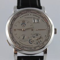 朗格 (A. Lange & Söhne) Time Zone Platin Referenz 116.025...