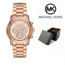Michael Kors Cooper Chronograph Rose Gold