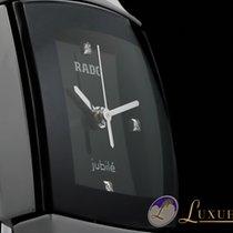 Rado Sintra Diamond Ladies Watch Black 30 x 22 mm