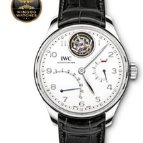 IWC - PORTOGHESE TOURBILLON MYSTERE RETROGRADE