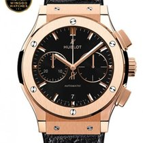Hublot - CLASSIC FUSION - KING GOLD CHRONOGRAPH AUTOMATIC