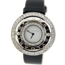Bulgari Astrale Cerchi Diamond 18K White Gold