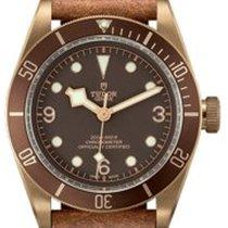 Tudor 79250BM Heritage Heritage Black Bay Bronze 43mm Brown...