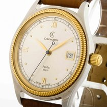 Chronoswiss Pacific Automatik Stahl/Gold Ref.CH2814