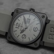 Bell & Ross BR01-96 Commando Grande date - Full set