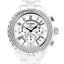 Chanel J12 Chronograph 41 mm Diamonds