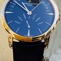 Vacheron Constantin Patrimony Retrograde Day-Date 18k Rose...