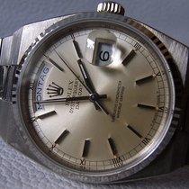 Rolex Day-Date Oysterquartz 19019 WG. Topzustand. Rare