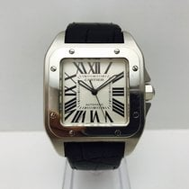 Cartier Santos 100 XL  Box & Documens