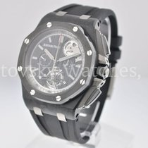 Audemars Piguet ROO Chronograph Tourbillon Carbon Case Ceramic...