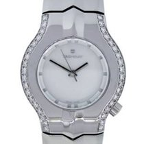 TAG Heuer Alter Ego WP1319 Diamond Bezel Mother of Pearl Dial...