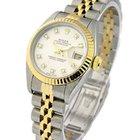 Rolex Used Lady''s 2 Tone DATEJUST Jubilee Bracelet 79173