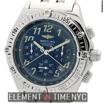 Breitling Windrider Chronoracer Rattrapante 39mm Stainless Steel