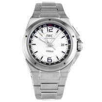 IWC Ingenieur White Dial Stainless Steel