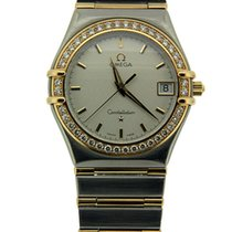 Omega Constellation 18ct Yellow Gold & Steel Date Watch...