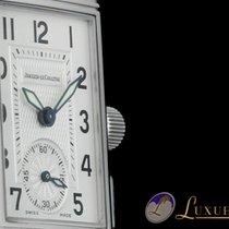 Jaeger-LeCoultre Reverso Memory Counter Edelstahl | JLC-Servic...