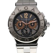 Bulgari Diagono Calibro 303 Chronograph