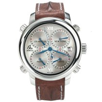 Jacob & Co. H24 - Five Time Zone Automatic
