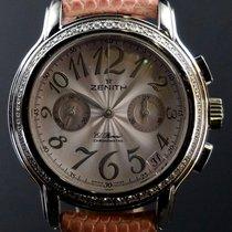 Zenith El Primero Chronomaster Lady Diamonds