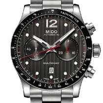 Mido Multifort Chronograph M025.627.11.061.00