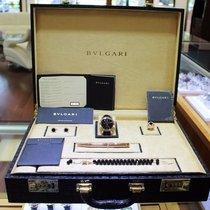 Bulgari Calibro 168 43mm 18k Rose Gold Sbp43g Super Rare...