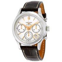 Longines Column-Wheel Chronograph Automatic Men's Watch