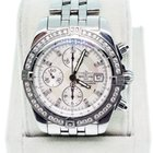 Breitling Windrider Chronomat Evolution A13356 MOP Diamond...