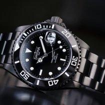 Davosa Ternos Ceramic Black DLC (Rolex design)