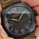 Panerai PAM504 PAM 504 Radiomir Composite 47mm gold hands
