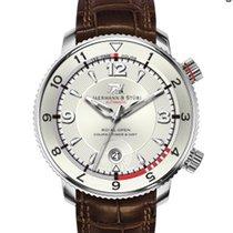 Jaermann & Stübi ROYAL OPEN COURSE TIMER & GMT-100% NEW