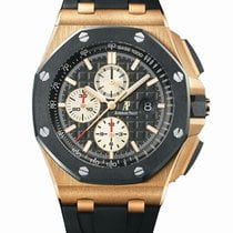Audemars Piguet ROYAL OAK OFF SHORE 26401RO ROSE GOLD CERAMIC