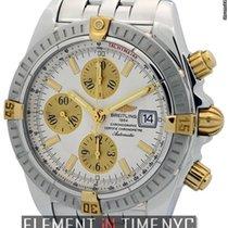 Breitling Chronomat Evolution Windrider 2Tone 44mm Ref. B13356