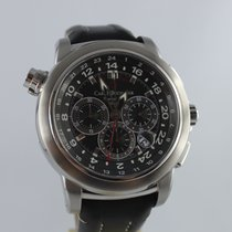Carl F. Bucherer Patravi Travel Tec GMT  10620