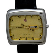 Rado VINTAGE RADO NCC 101 DAY DATE AUTOMATIC WRISTWATCH