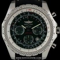 Breitling S/S Green Dial Special Edition Bentley Motors Chrono...