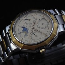 Baume & Mercier Riviera Full Calendar Steel & Gold
