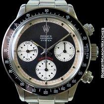 Rolex Daytona 6263 Paul Newman Rco Dial Steel Chronograph