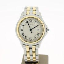 Cartier Cougar Steel/Gold 32mm (BOX1999)